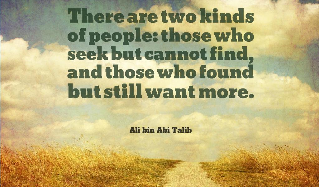 Seeking…   Quotes of Imam Ali bin Abi Talib